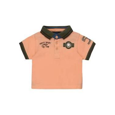 Polo Casual Tip Top Army Star