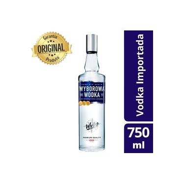 Wyborowa Vodka Polonesa - 750ml