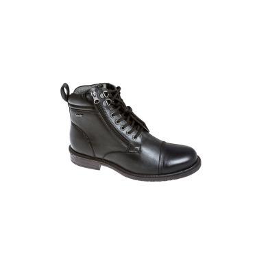 Bota Casual Sandalo Vector Preto  masculino