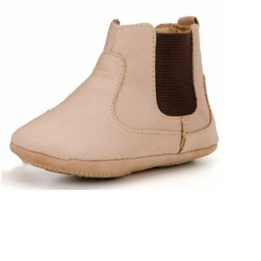 Bota FourCountry Texana Infantil Bege  menino