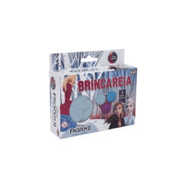 Imagem de Kit Areia de Brincar Caixa Frozen Cores Sortidas - Toyng