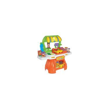 Imagem de Mini market com caixa E acessorios tateti - calesita