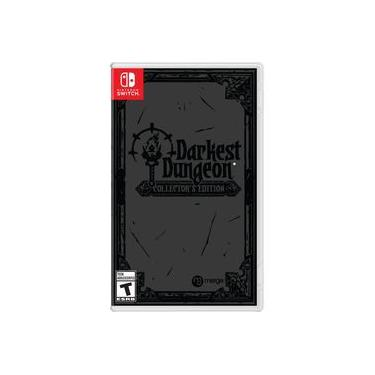 Darkest Dungeon Collectors Edition - Switch