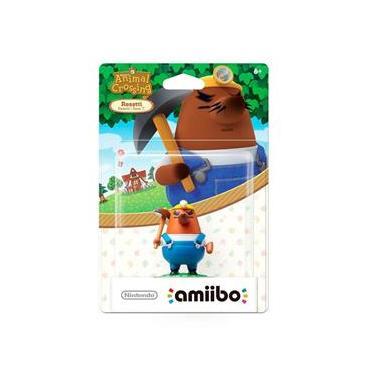 Nintendo Amiibo: Resetti - Animal Crossing - Wii U e New Nintendo 3DS