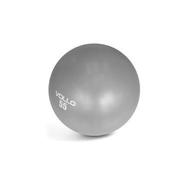 Bola Suiça - Ginástica Pilates com bomba - 55 cm - VP 1034 - Vollo