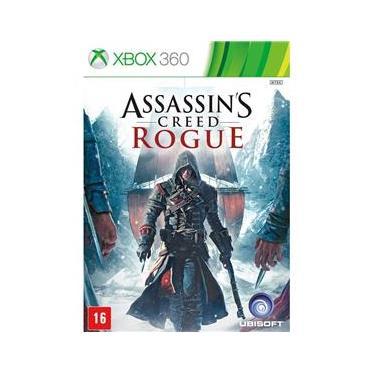 Jogo Assassins Creed Rogue Ubisoft para X360 01121349429