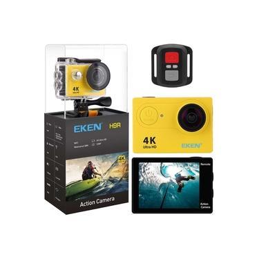 Imagem de Câmera Filmadora Eken H9R 4K 12MP Full HD controle remoto Wi-Fi prova d'água Moto Bike Surf Mergulho