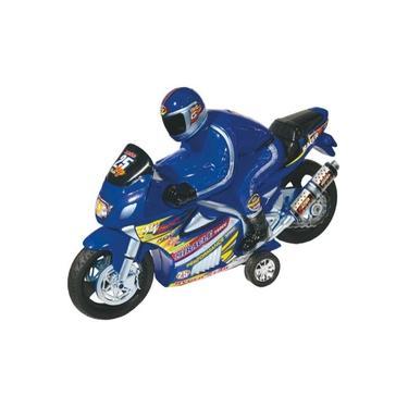 Imagem de Moto Racer Movida A Friccao C/som