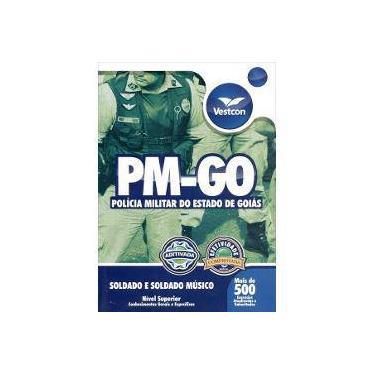 Imagem de Apostila Pm Go - Policia Militar Do Estado Do Goias - Cargo: Soldado E Soldado Musico
