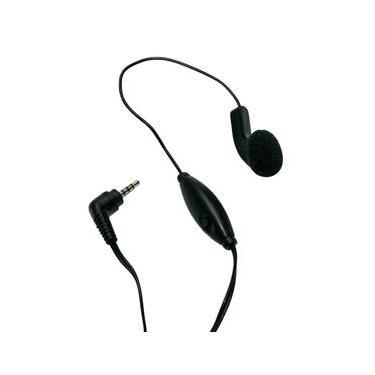Fone de ouvido com microfone para Tungsten W COBY CVE1