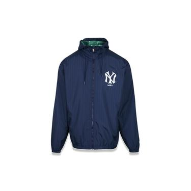Jaqueta Windbreaker New York Yankees Mlb Marinho New Era