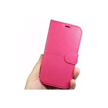 Capa Carteira Com Flip e Porta Cartão Para Motorola Moto G6 Xt1925