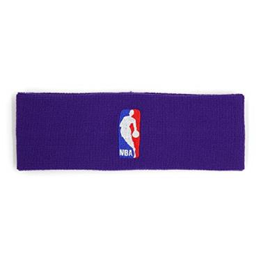 Testeira NBA Headband Drifit Nike Roxo