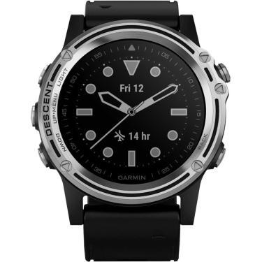 Garmin - Descent Mk1 Gps Relógio Com Monitor Cardiaco - Prata-010-01760-00