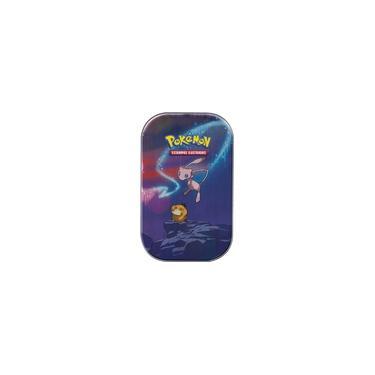 Imagem de Cards Pokémon - Deck Lata - Poder De Kanto - Mew e Psyduck - Copag