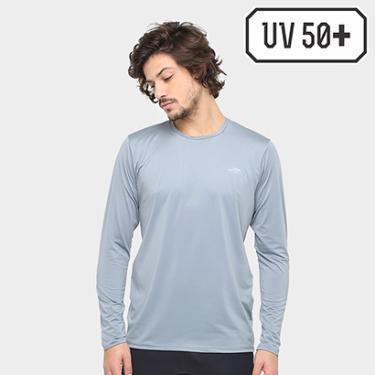 Camiseta Surf Mormaii Proteção UV 50+ Dry Action Masculina - Masculino f3fbedbf74