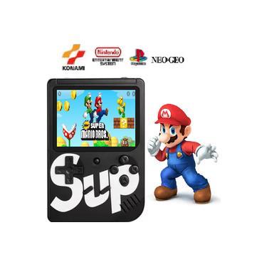 Vídeo Gamer Portátil Mini Gamer 400 jogos Nes Nintendo Sega Gba