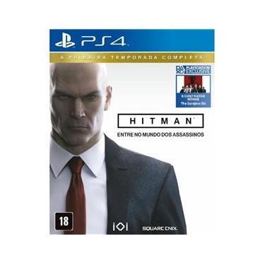 PS4 - Hitman: A Primeira Temporada Completa