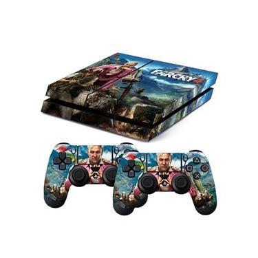 Skin PS4 Fat Far Cry 4