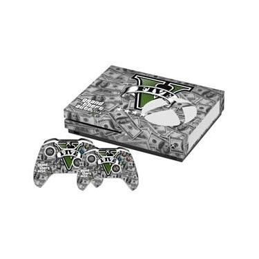 Skin Xbox One S Grand Theft Auto 5 Dólares