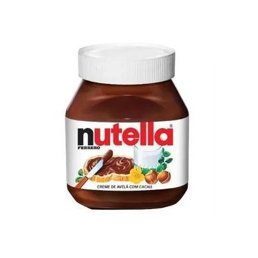 Creme de Avelã com Cacau Nutella Ferrero - 650g -