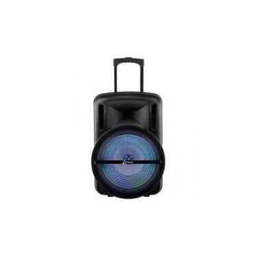 Caixa de Som Bluetooth Lenoxx CA 350 Amplificada - 500W USB Woofer
