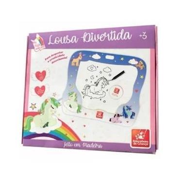 Imagem de Lousa Divertida MyLittle Unicorn 0916-Brincadeira de Criança