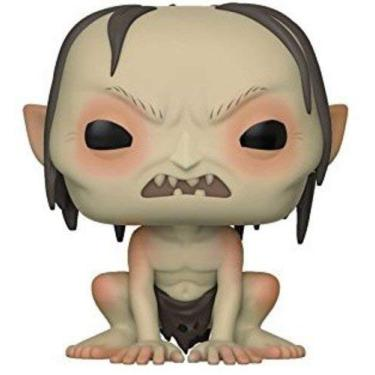 Funko Pop Lord Of The Rings: Gollum Witch - Chase Nc Games Padrão