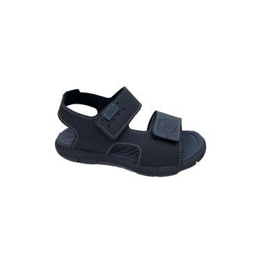 Sandália Infantil Menino Klin Papete Tic Tac Casual - 171135000-011948 - Marinho-Cobalto