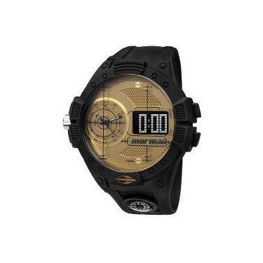 Relógio de Pulso Masculino Mormaii Poliuretano   Joalheria ... 04c65686b5