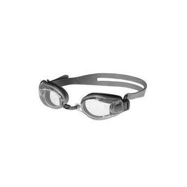 1b9d31930 Óculos De Natação Unissex Zoom X-fit Arena - Cinza
