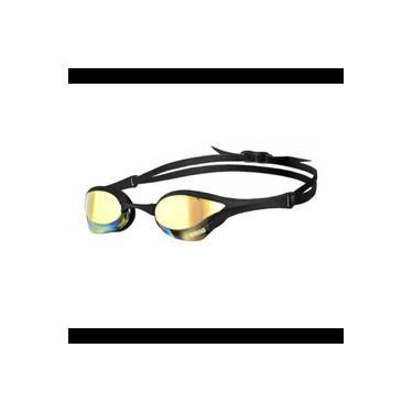 Óculos de natação Arena Cobra Ultra Mirror Amarelo