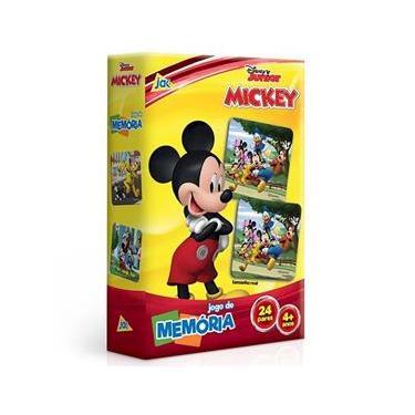 Imagem de Jogo De Memoria Mickey Disney Toyster