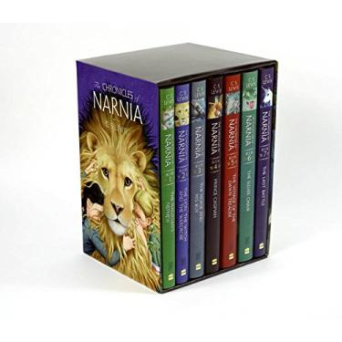 The Chronicles of Narnia Box Set (Books 1 to 7): 7 Books in 1 Box Set