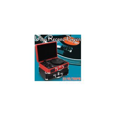 3 Velocidade 33 45 78 rpm bluetooth toca-discos toca-discos de vinil lp toca-discos retro maleta estilo alto-falante