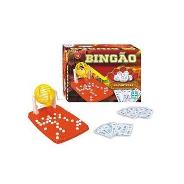 Imagem de Jogo Bingo Bingão 100 - Nig Brinquedos