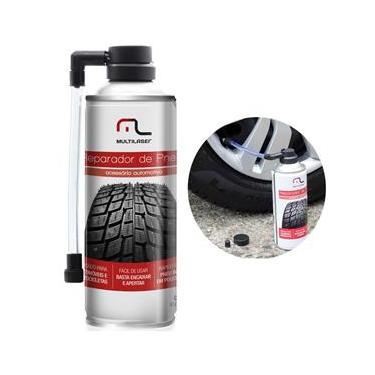 Spray Reparador Instantaneo De Emergencia Para Pneu Multilaser Au400