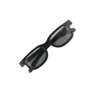 Imagem de TV 3D Cinemas Circular Polarizing Mulher passiva Man 3D Movie GlassesTV Cinemas