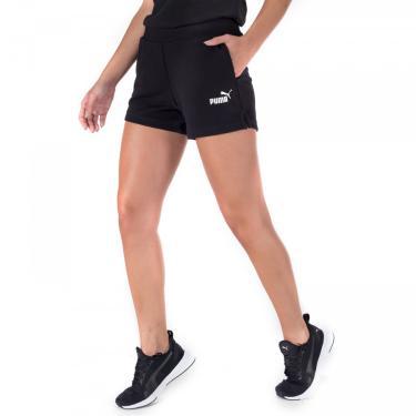 Shorts Puma Essentials Sweat - Feminino Puma Feminino