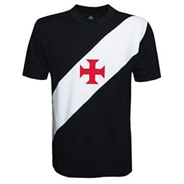 Camisa Liga Retrô Vasco Remo 1898