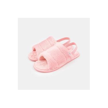 Chinelo Fluffy Infantil Feminino Pampili
