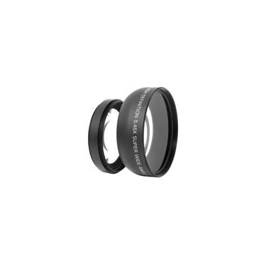 52mm 0.45x Grande Angular Macro Lente De Conversão Para af-s Dx Nikkor 18-55mm Nikon