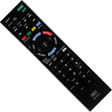 Controle Remoto Tv Sony Lcd Led Rm-yd101 Netflix Bravia/KDL-50R557A / KDL-60R555A / KDL-60R557A / KDL-70R555A / KDL-70R557A