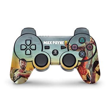 Skin Adesivo para PS3 Controle - Max Payne 3