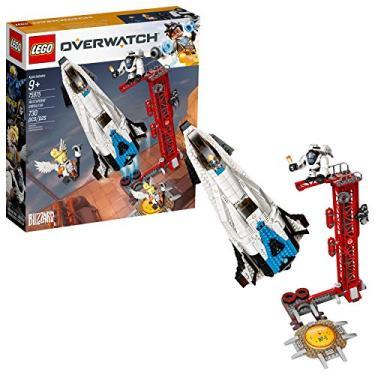 LEGO Overwatch - Ponto de Vigia: Gibraltar 75975