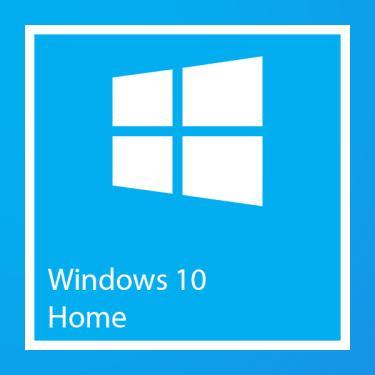 Microsoft Windows 10 Home 64 BITS DVD