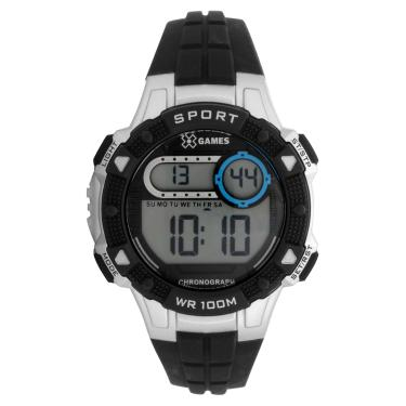 01542e29005 Relógio X-Games XKPPD060-BXPX Preto X-Games XKPPD060-BXPX masculino