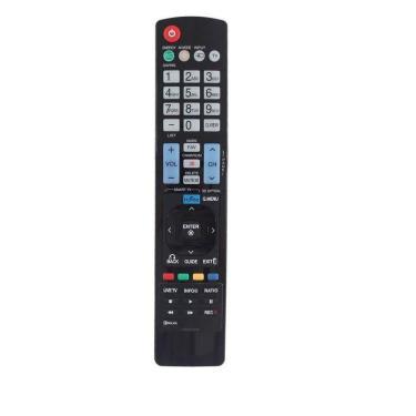 Controle Remoto para Tv LG Smart com Tecla 3D AKB72914272 AKB72915252  Akb73615319