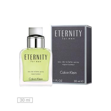 c76012d74 Perfume Eternity For Men Calvin Klein 30ml CALVIN KLEIN 10538 masculino
