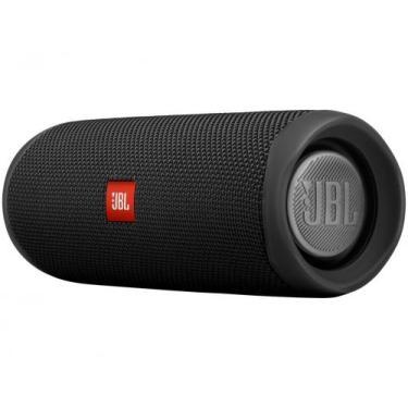 Caixa de Som Bluetooth JBL Flip 5 Portátil - à Prova DÁgua 20W USB